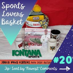 #20 Sports Lover's Basket