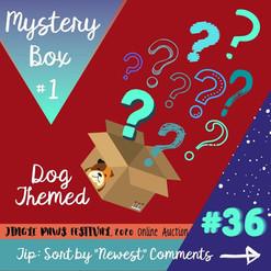 #36 Mystery Box 1