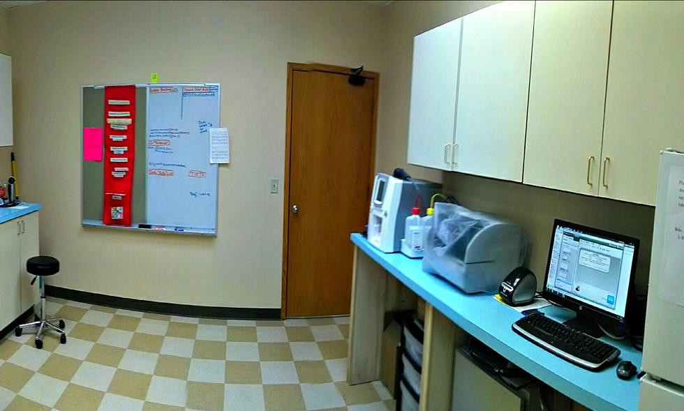 Pharmacy & Lab