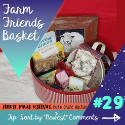 #29 Farm Friends Basket