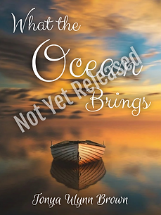 What the Ocean Brings-Working Book Cover