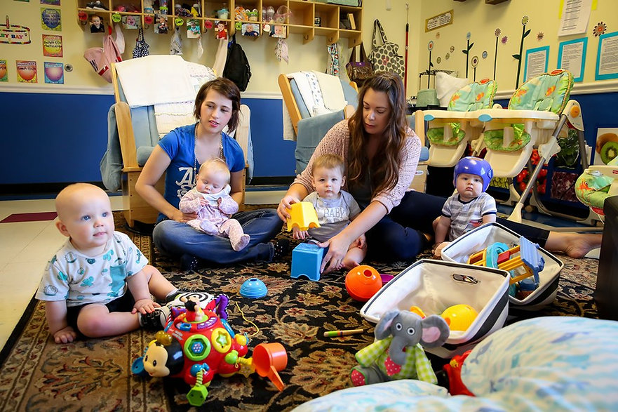 Baby Bay- Jessie Medley Lead teacher, Je