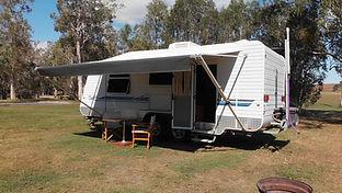 Billabong Van