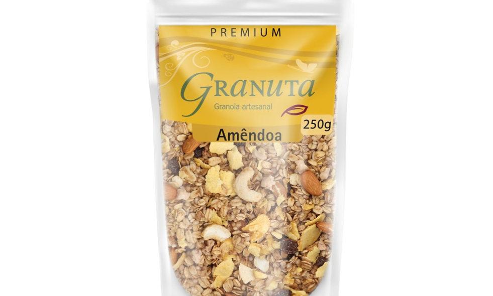 Granola PREMIUM Amêndoa 250g