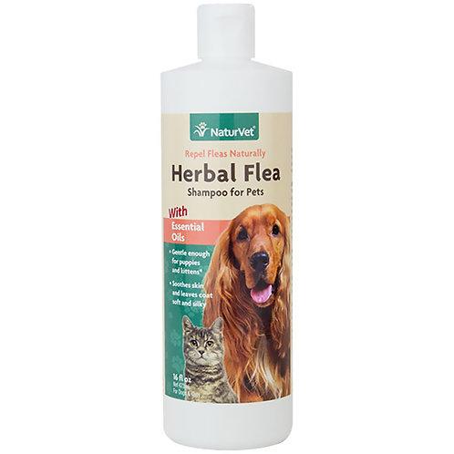 NaturVet Herbal Flea and tick Shampoo
