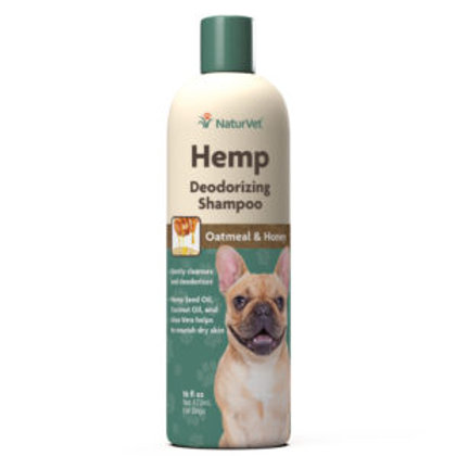 Hemp Shampoo – Deodorizing
