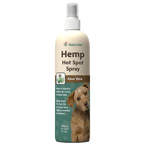 Hemp Hot Spot Spray