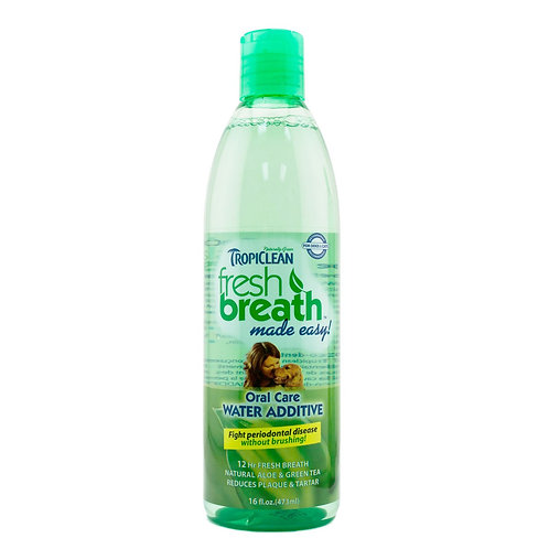 Tropiclean Water Additive