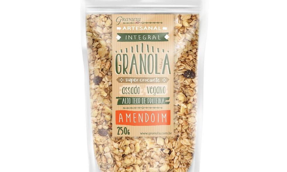 Granola SUPER CROCANTE Amendoim 250g