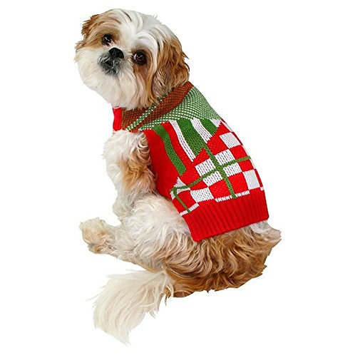 Christmas Pet Sweater