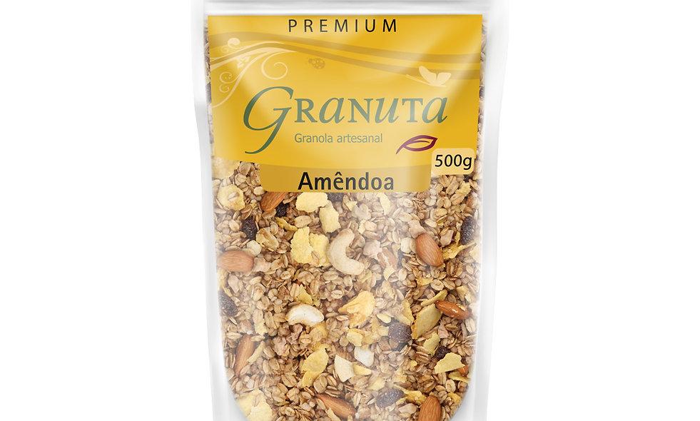 Granola PREMIUM Amêndoa 500g