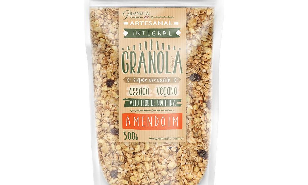 Granola SUPER CROCANTE Amendoim 500g