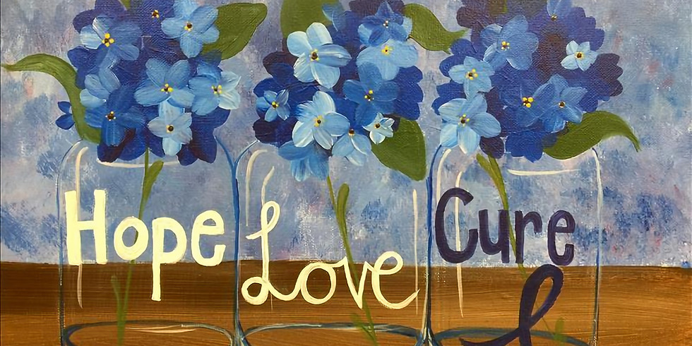 Paint with us! Rare Disease Day Fundraiser for SDS, Metro Boston