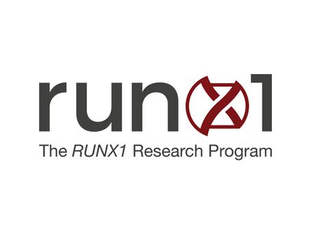 RUNX1 Research Program