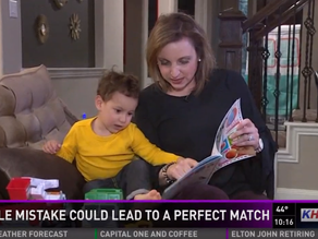 After Amazon mix-up, man becomes advocate for little boy with Shwachman-Diamond Syndrome