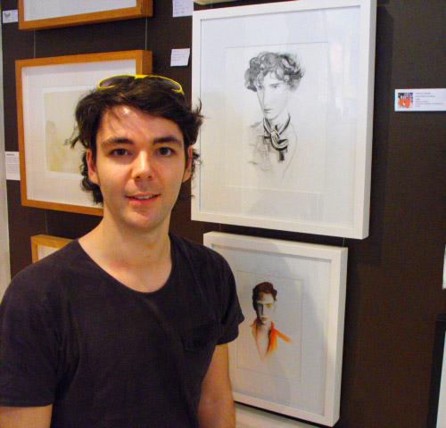 Ollie Searle Retrospect Gallery Byron Bay
