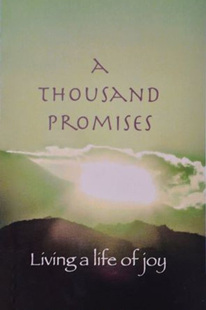 A Thousand Promises: Living A Life of Joy [paperback]