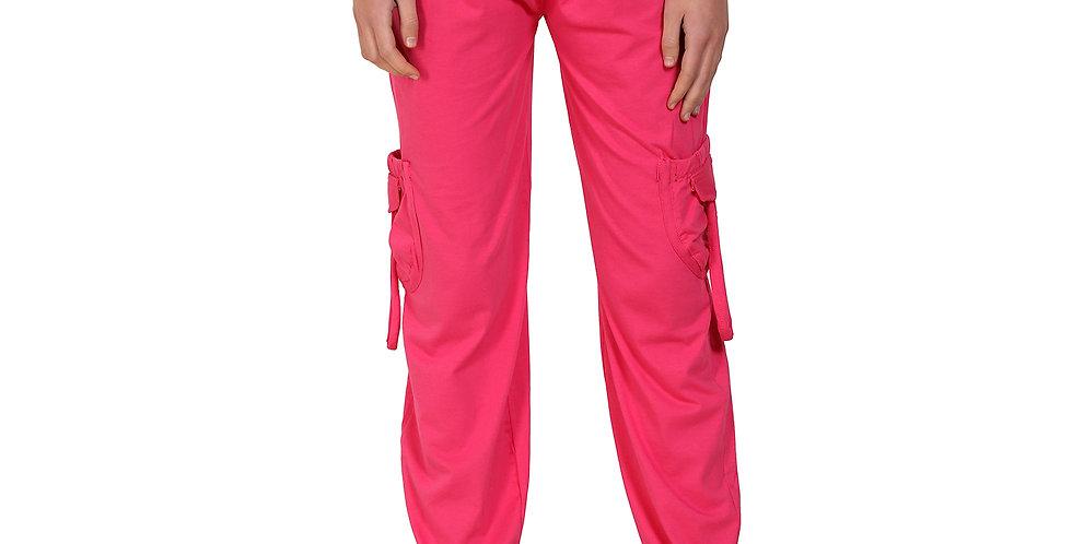 Plain Cotton Harem Pant For Women Waist Size 28 To 34 Inch