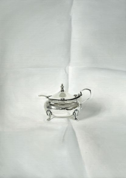 'Silver pot' (2021)