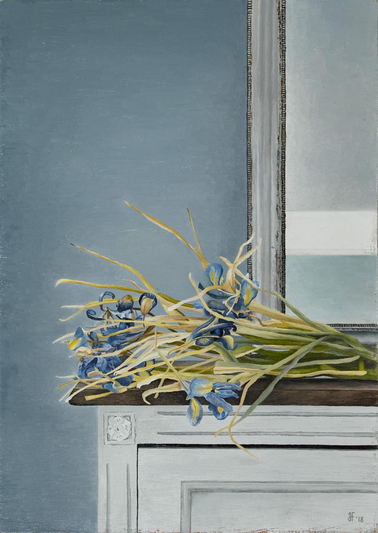 'Dry irises'
