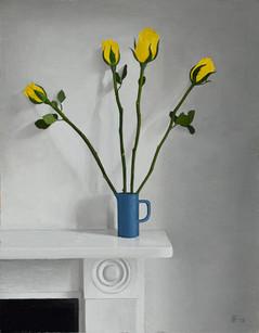 'Yellow roses'