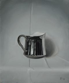 'Pewter jug'