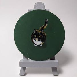 'Cat miniature'