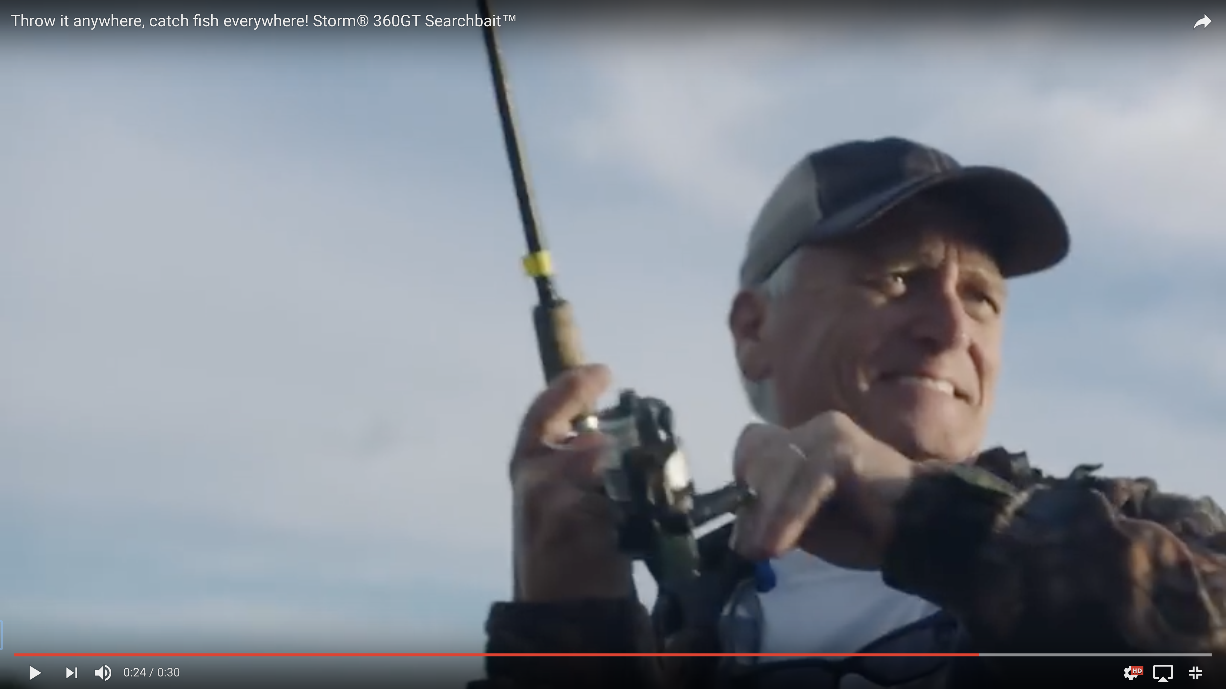 Rapala commercial 2017