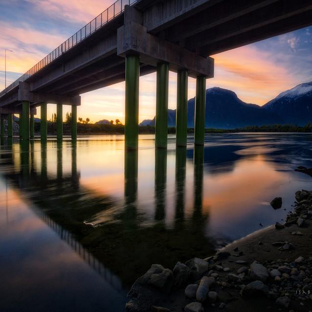 Puente Dun - Puerto Aysén