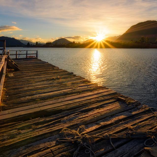 Muelle - Puerto Aysén