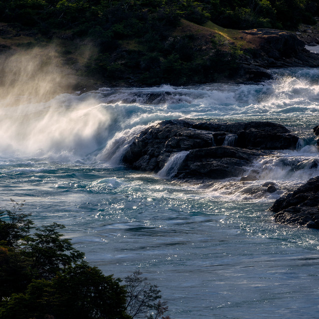 Confluencia - Carretera Austral Sur