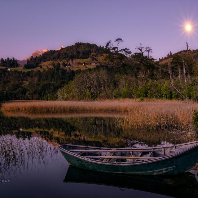 Lago Negro - La Junta