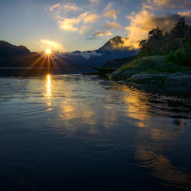 Lago Riesco - Puerto Aysén