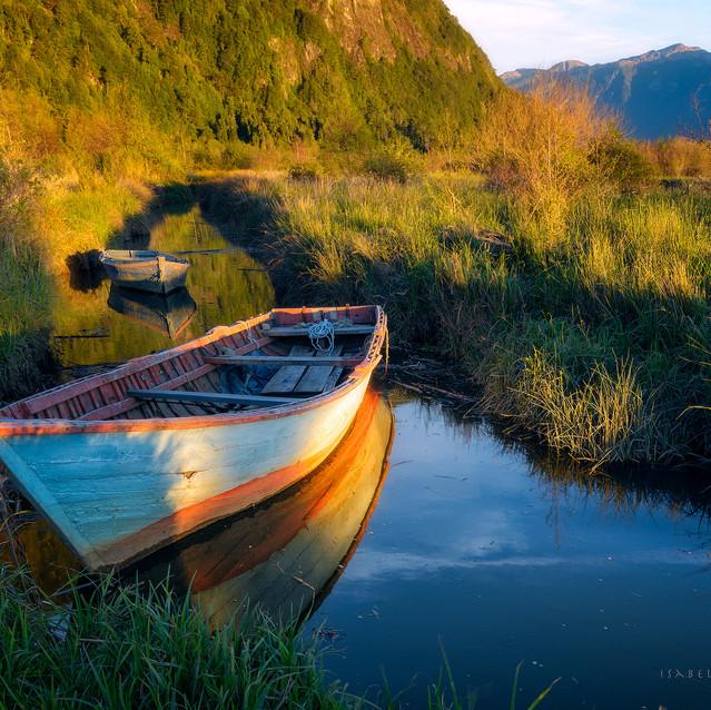 Bahía Acantilado - Puerto Aysén