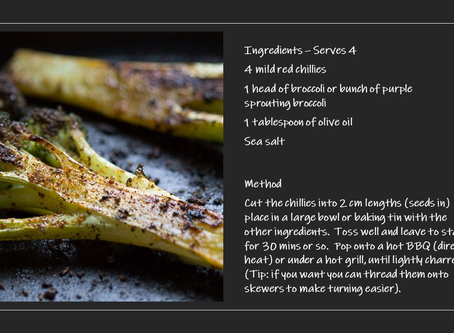 "Broccoli - The ""SUPERFOOD"""