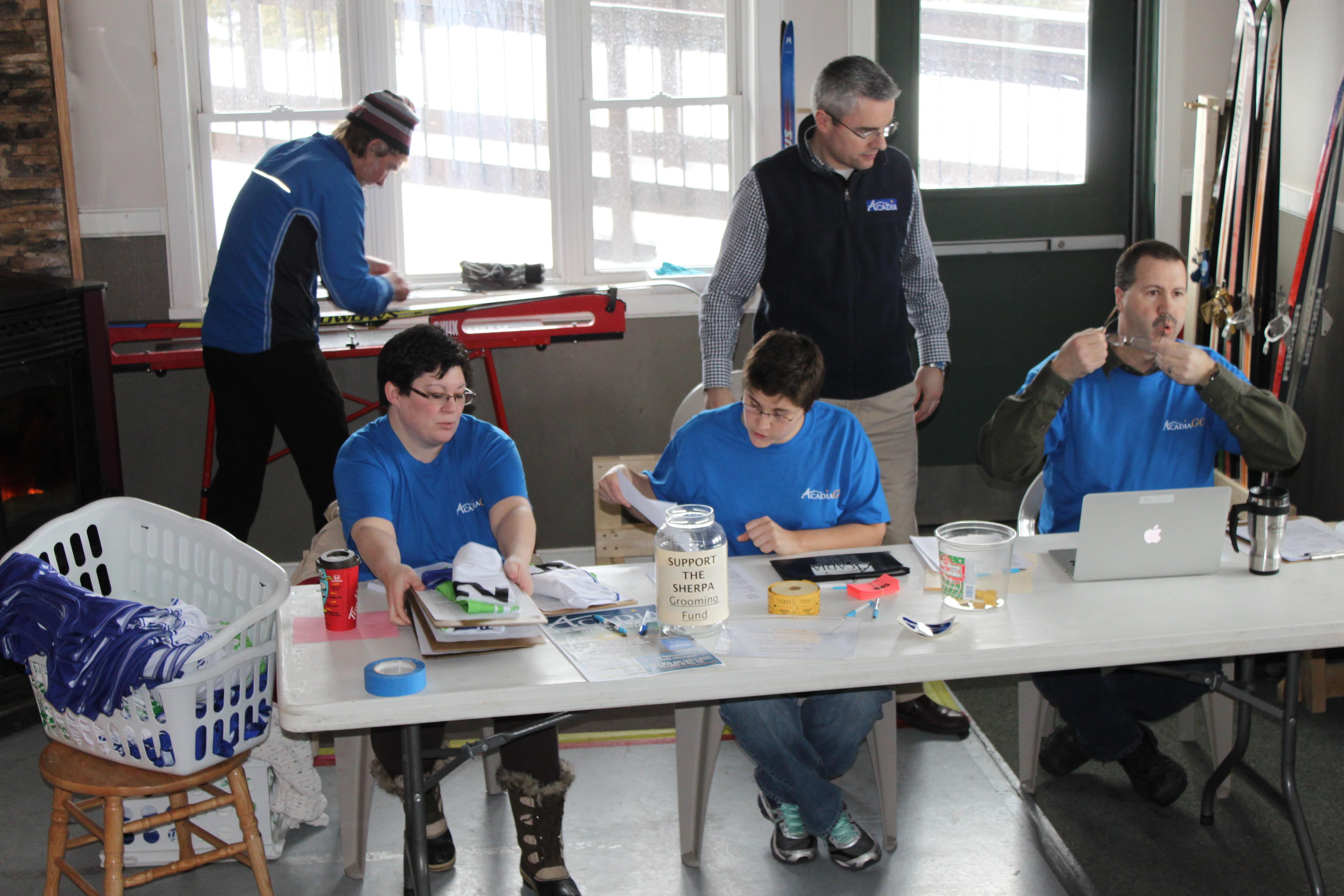 Acadia Federal Credit Union >> Acadia Fcu Marathon Four Seasons Trail