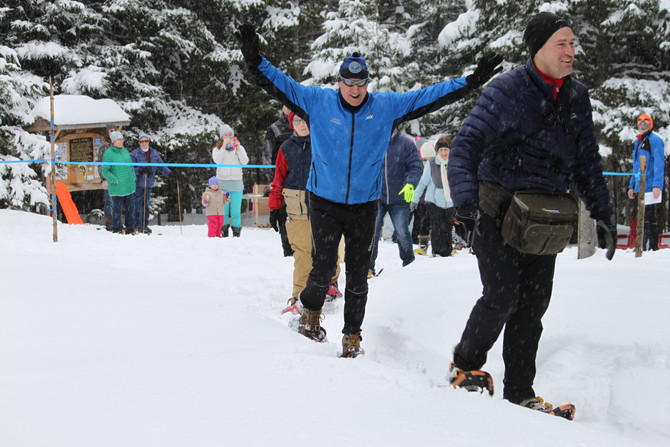 Snowshoe for a Cause