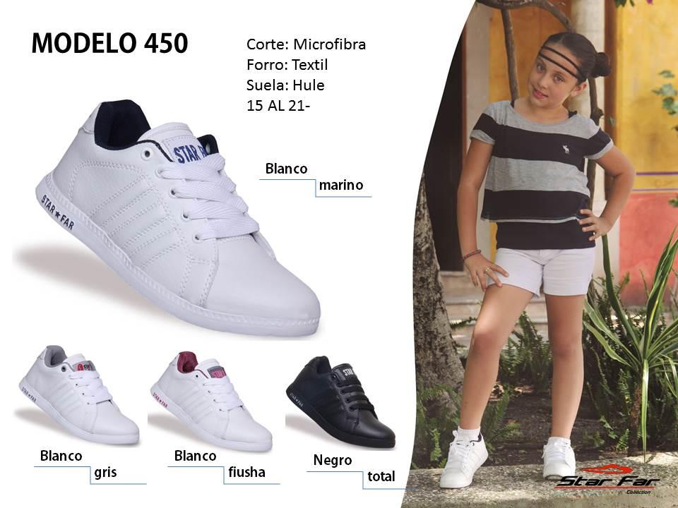 MODELO 450 NIÑO