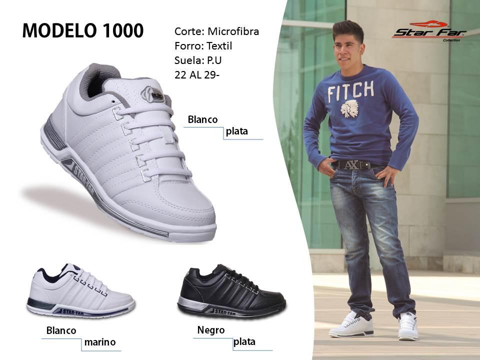MODELO 1000 JOVEN-CABALLERO
