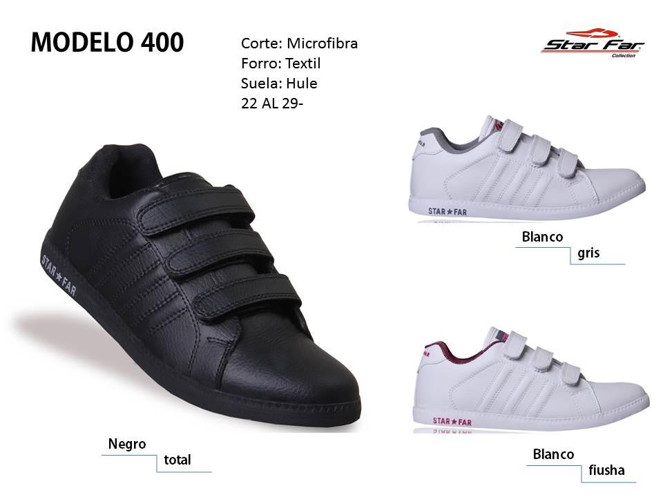 MODELO 400 JOVEN CABALLERO