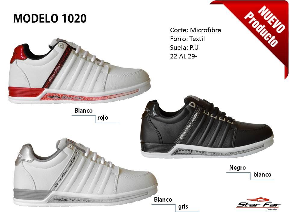MODELO 1020 JOVEN-CABALLERO
