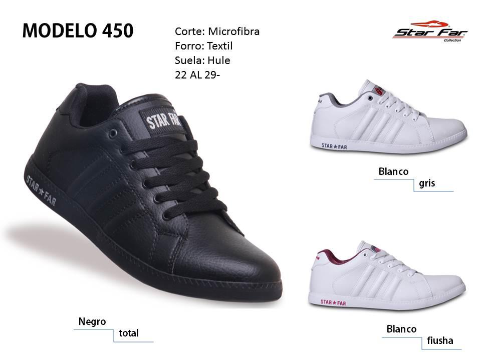 MODELO 450 JOVEN-CABALLERO