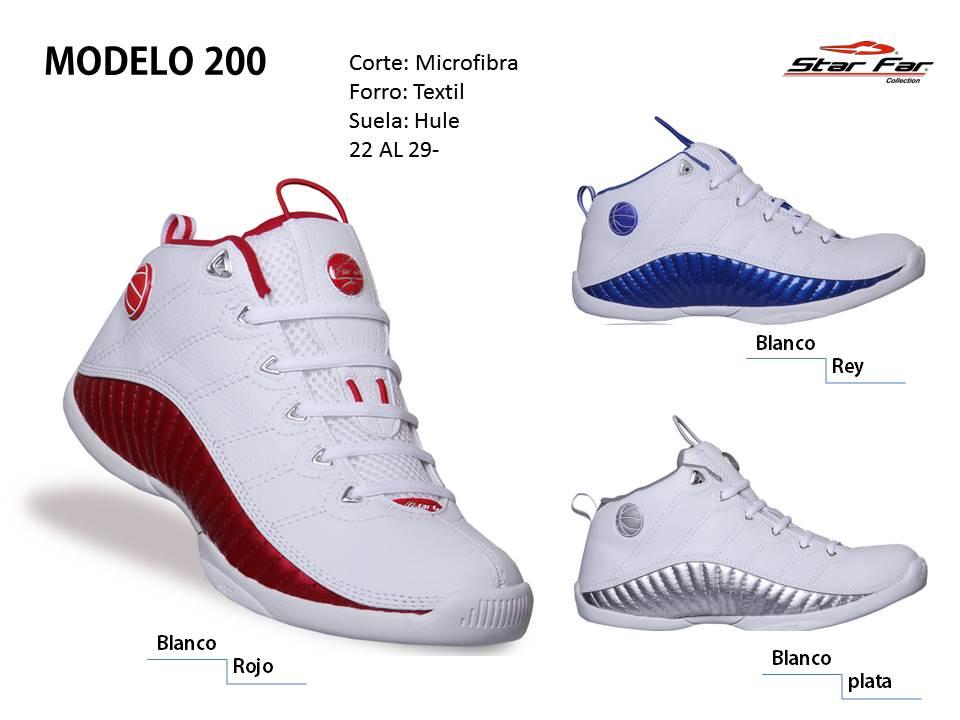 MODELO 200 JOVEN-CABALLERO