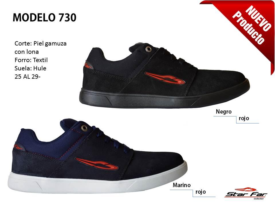 MODELO 730 CABALLERO