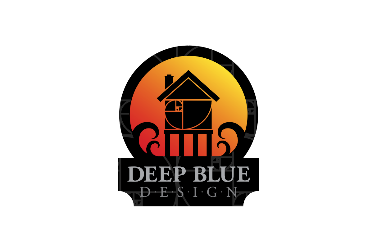 Deep Blue Interior Design