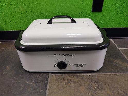 Hamilton Beach 32180DL 18 Quart Roaster Oven