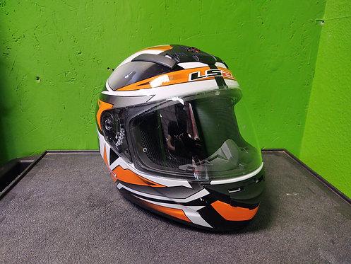 LS2 Gamma 352 Full Face Helmet w/Clear Visor - Size M - Cedar City