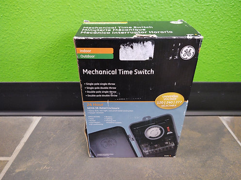 GE 15135 Mechanical Time Switch