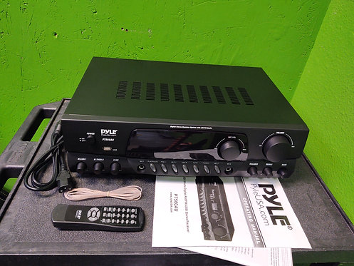 Pyle PT560AU Stereo Receiver with Remote - Cedar City