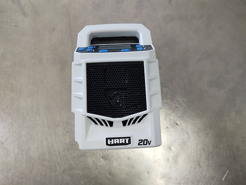 Hart HPAD01 20V Bluetooth Radio - Battery Not Included
